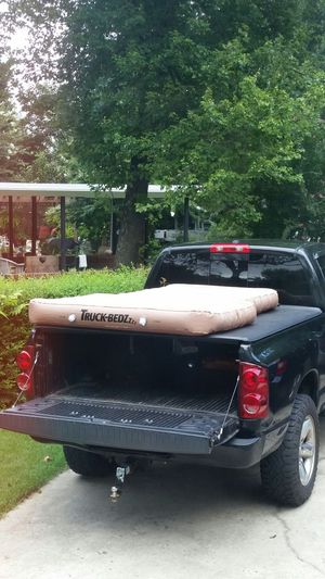 Truck Bedz Air mattress for Nissan Titan Short Bed for Sale in Burlington, NC
