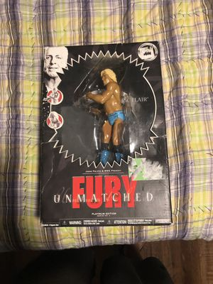 Ric Flair collectible Wwe for Sale in Red Oak, TX