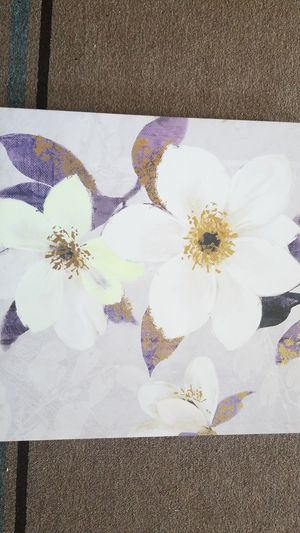 Decorative painting...wall hanging 23.5 *23.5 inches for Sale in San Ramon, CA