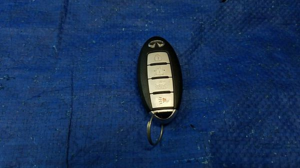 2014-2016 INFINITI Q50 SMART REMOTE KEY FOB 285E3-4HD0C # 35620