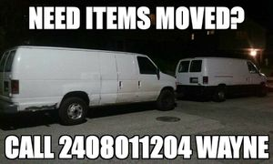 I move stuff! for Sale in Baltimore, MD