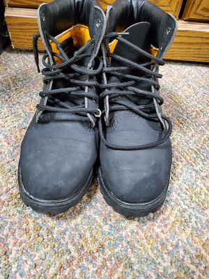 Black Timberlands Women's Size 7 for Sale in Greendale, WI