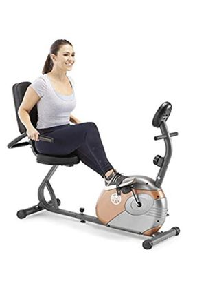Marcy Recumbent Exercise Bike with Resistance ME-709 (like new; bought for $155) for Sale in Boulder, CO