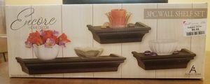 3 piece wall shelf set for Sale in Aurora, CO