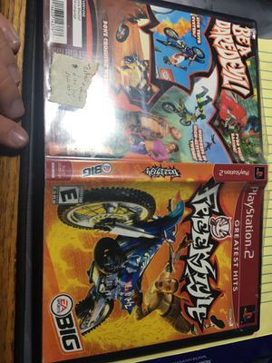 Freekstyle Ps2 Cib for Sale in Cortez, CO