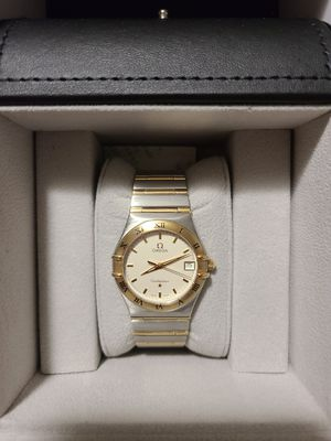 Omega Constellation Men's 18k 2 Toned Watch for Sale in North Chesterfield, VA