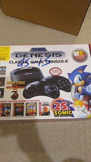 Sega Genesis Video Game Console with 80 Games for Sale in Santa Monica, CA