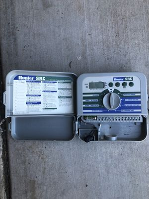 Hunter SRC900i Sprinkler System Controller Irrigation Control 9 Station for Sale in Canyon Lake, CA