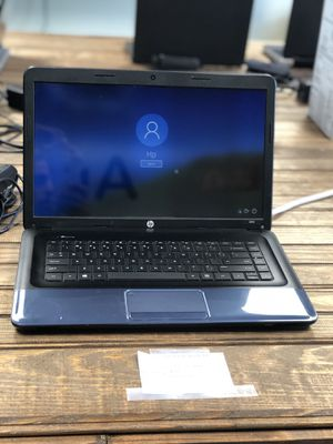 Hp 2000 NoteBook Pc for Sale in Arlington, TX
