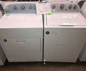 Brand New Whirlpool Washer/Dryer Set 21 J for Sale in Arlington, TX