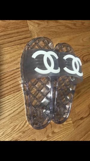 Chanel sandals for Sale in West Bridgewater, MA