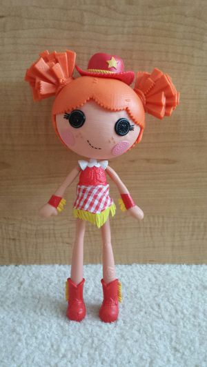 Lalaloopsy Workshop - Cowgirl - 9.5 inches tall for Sale in Saint Petersburg, FL