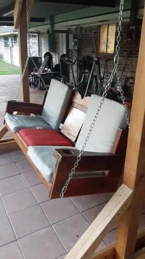 Porch swing for Sale in Houston, TX