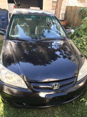 Honda Civic 2005 millas 183 $2550 for Sale in Cicero, IL