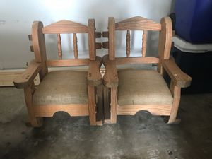 Rocking chairs for Sale in Dallas, TX