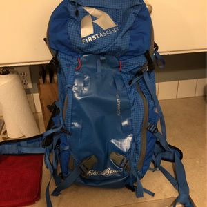 Eddiebauer First Ascent Backpack for Sale in Gig Harbor, WA