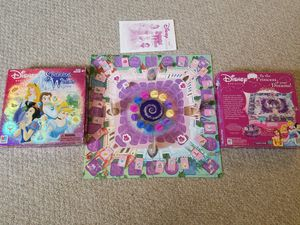 Disney Princess Spinning Wishes Game for Sale in Euclid, OH