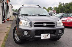 2006 Hyundai Santa Fe for Sale in Fredericksburg, VA