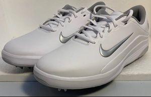 Nike Golf Shoes 9 Wide white for Sale in Miami, FL