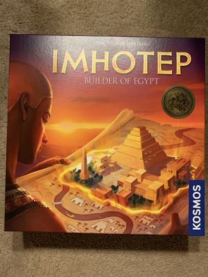 Imhotep board game for Sale in Arlington, VA
