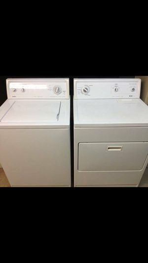 Like New Matching Sears Kenmore Set * I Can Deliver * for Sale in Atlanta, GA