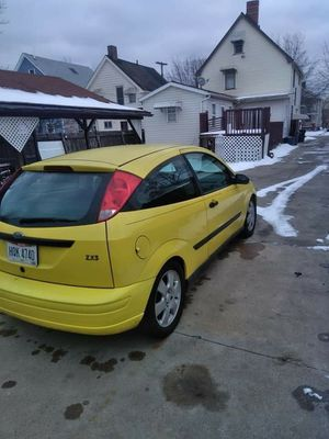 Focus zx3 for Sale in Cleveland, OH