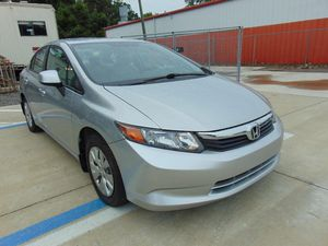 2012 Honda Civic Sdn for Sale in Jacksonville, FL
