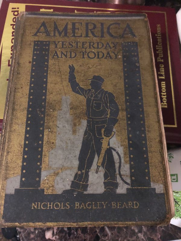 America yesterday and today book