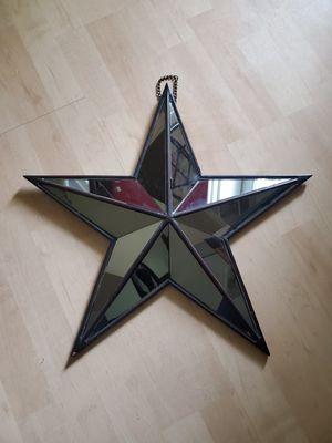Mirrored Star Wall Art 21x21 for Sale in Virginia Beach, VA