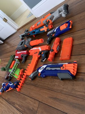 Nerf Gun Collection for Sale in Miami, FL