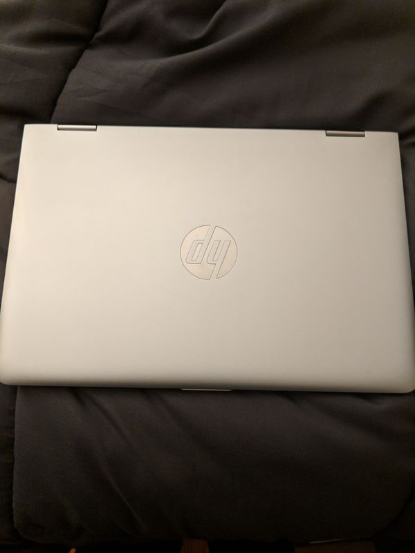 Very very rarely used HP laptop / tablet in one