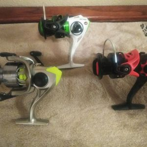 6 Fishing 🎣Reels For $160 for Sale in Mesquite, TX