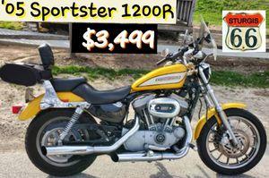 Harley Davidson Sportster 1200 for Sale in O'Fallon, MO
