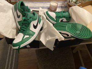 Jordan 1 Low Pine Green sz 10 and 11 for Sale in Fresno, CA