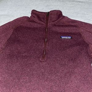 Patagonia Red Better Sweater for Sale in Summit, NJ