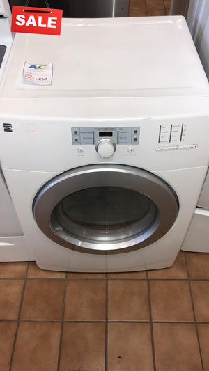 FIRST COME!!CONTACT TODAY! Electric Dryer Kenmore High Efficiency #1491 for Sale in Silver Spring, MD