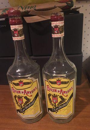 Antique German Liqueur bottles for Sale in Macomb, MI