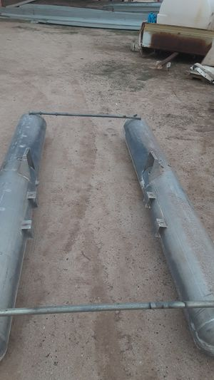 Pontoon boat aluminum asking for Sale in Phoenix, AZ