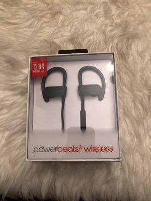 BNIB Power Beats 3 Wireless Headphones for Sale in Fresno, CA