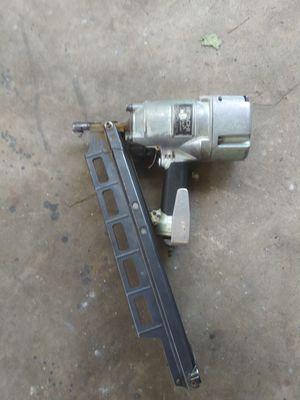 Air nail gun Hitachi for Sale in Sugar Hill, GA