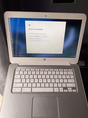 HP chromebook 14 for Sale in Bolingbrook, IL