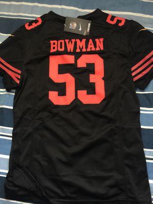 Nike San Francisco 49ers bowman color rush jersey 2xl for Sale in Sacramento 3cc425c4d