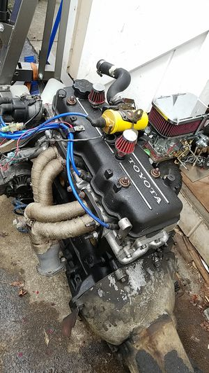 Toyota 20r engine for Sale in Sumner, WA