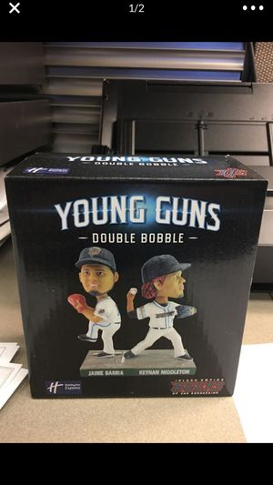 2019 Inland Empire 66 Young Guns Double Bobblehead for Sale in Beaumont, CA
