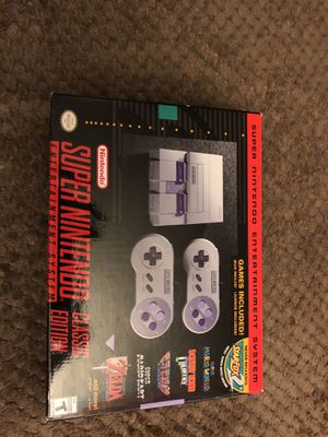 Super Nintendo for Sale in Tualatin, OR