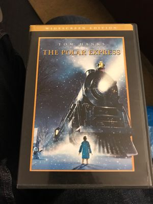Polar express dvd widescreen Christmas movie for Sale in Huntington Beach, CA