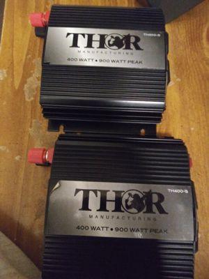 Thor 400 Watt Power inverters for Sale in Dracut, MA