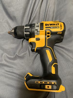 Dewalt 20v XR drill only for Sale in Mesquite, TX