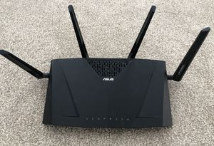 ASUS RT-AC3100 Wireless Router for Sale in Costa Mesa, CA