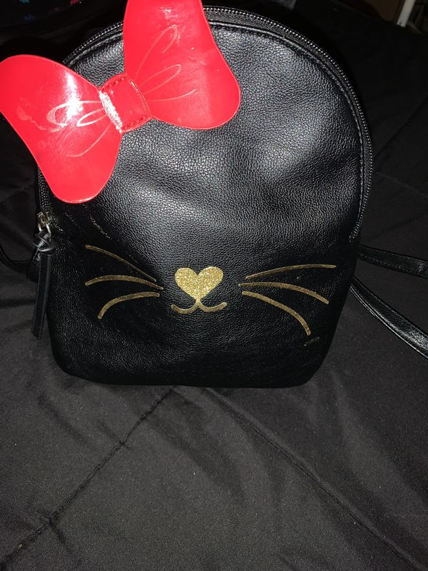 Mini Hello kitty bookbag